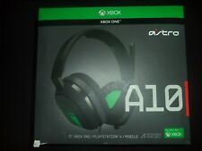 Astro A10 Gaming Headset Green Xbox One/PS4/PC