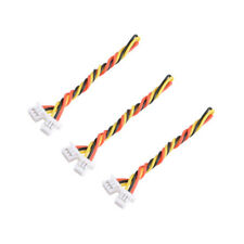 NEW RunCam SMI-CABLE 1.25mm 3pin to 1.0mm 3pin FPV Silicone Cable FREE US SHIP