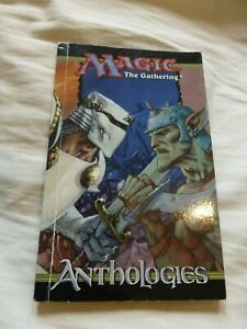 Magic The Gathering - 1998 ANTHOLOGIES book from the boxed set - Old School MTG