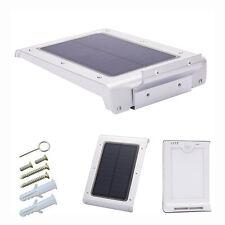 46 LED Outdoor Waterproof Solar Power Motion Sensor Garden Security Lamp Light