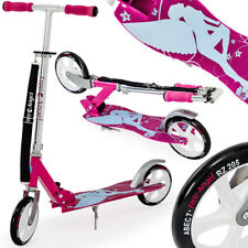 Deuba Funsport Free Angel Scooter mit soliden ABEC7 Kugellagern (102117)