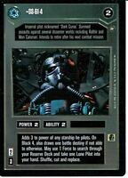 STAR WARS CCG A NEW HOPE BLACK BORDER DS-61-4