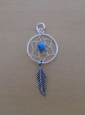 Turquoise Feather Unbranded Costume Necklaces & Pendants