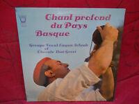 Gruppe Vocal Lagun Arteak - Chor Ibai Gorri - Chant Deep Du Land Baske