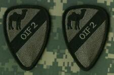 ELITE PROFESSIONAL RANGERS GHOST RECON MORALE burdock PATCH: OIF2 1st Calvary a
