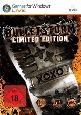 Bulletstorm - Limited Edition PC Neu & OVP