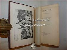 Curiosa: MODERN CREMATION History and Practice 1889 Londra Storia Cremazione