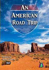 TRAVEL US AMERICAN vacation dvd blu-ray An American Road Trip by Scott Barrett