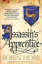 Assassin's Apprentice (The FA*seer Trilogy, Book 1),Robin Hobb- 9780007562251