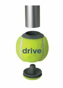 Drive Medical Replacement Tennis Ball Glide Pads for Drive Medical Tennis Bal...