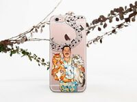 Freddie Mercury With Cats iPhone 7 8 Plus Case Music Case For iPhone XR XS Max