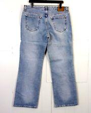 vtg 90s euc Calvin Klein Sandblast Calvin Boot Cut Jean Denim Jeans Mom 14