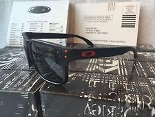 Sunglasses!!Holbrook Oakley#Matte Black Grey Polarized Custom Lens