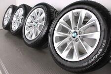 Original BMW X3 F25 X4 F26 18 Zoll Alufelgen 307 V-Speiche Sommerräder RFT H14