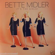 Bette Midler - It's The Girls! (CD 2014 East West/Warner Bros) VG++ 9/10