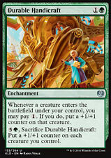 MTG 4x DURABLE HANDICRAFT - ARTIGIANATO DUREVOLE - KLD - MAGIC
