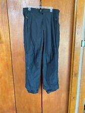 OBERMEYER Men's Black Ski Pants Large