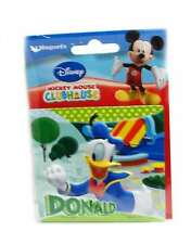 Disney Mickey Mouse Clubhouse 3D Puffed Fridge Magnets Donald Film TV Characters