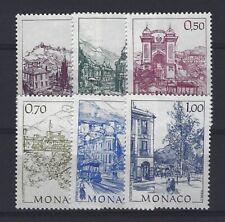 MONACO Yvert n° 1762/1767 neuf sans charnière MNH