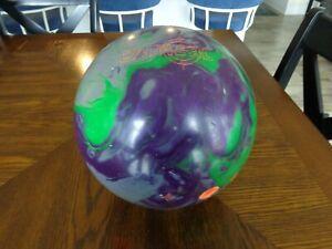 Roto Grip Critical 15 lb. Pre-owned Ten Pin Bowling Ball