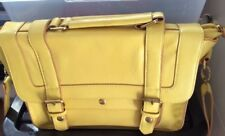 Accessorise Yellow Shoulder Bag New