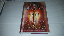 The Sword of Shannara by Terry Brooks (2012, Hardcover, Annotated) DOUBLE SIGNED