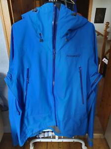 Norrona Norröna Falketind Outdoor Jacke  - Blau in XL