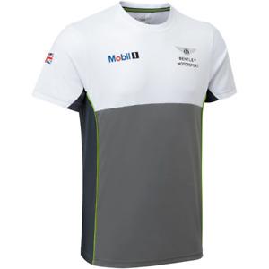 Bentley Motorsport TEAM T-Shirt ADULT Free UK Ship