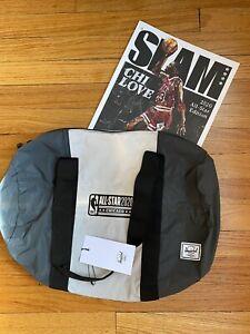 SLAM Magazine And Herschel Duffle Bag Bundle