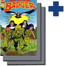 |•.•| BADGER • Issues 47,48,49 • «3 Comic Set»