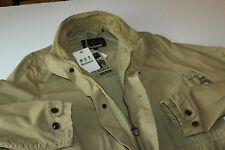Barbour Jacket Coat Cumbrae Casual MCA0407ST71 Stone New Extra Large  XL