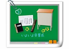 Re-ment Miniature High School Life Memories Study Desk classroom podium - No.8