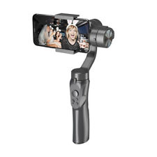 H4 3-Axis Handheld Portable Gimbal Stabilizer for iPhone Samsung Mi Smartphones