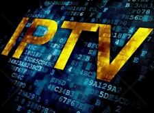 1 Month IPTV  Subscription! activate right away
