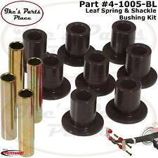 "Prothane 4-1005BL Spring Eye 1""OD Bushing Kit 69-93 D-Series-Frt/Rr-4WD/Rear-2WD"