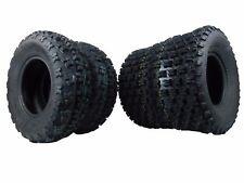 Yamaha Raptor / Warrior / Banshee SPORT ATV TIRES (All 4 Tires) 21x7-10 20x10-9