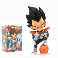 Anime Dragon Ball Z GK Super Saiyan Vegeta Figure Toy Funny PVC Toy Kids Gift