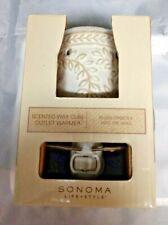 Sonoma Scented Wax Cube Warmer