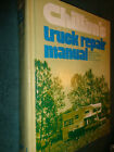 1961-1971 CHEVY FORD IH DODGE & MORE CHILTON'S TRUCK SHOP MANUAL PICKUP / VAN!