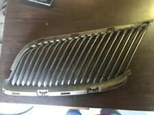 13-16 LINCOLN MKS 3.7L FWD #1 FRONT LEFT GRILLE CHROME OEM