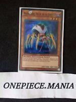 Yu-Gi-Oh! Araneoïde, Allié De La Justice OP03-FR006 Super Rare