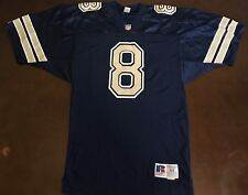 5fb68d49137 Rare Vintage Russell NFL Dallas Cowboys Troy Aikman Football Jersey