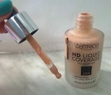 CATRICE Liquid Coverage Foundation 24h Mattifying Second Skin 020 Rose Beige