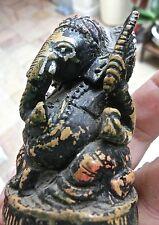 ELEPHANT BOIS GANESH INDE INDIA