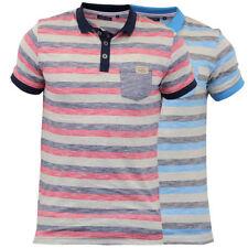 Magliette e maglie a righe con colletto per bambini dai 2 ai 16 anni