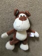 """BHS soft toy monkey comforter 8"""" Cheeky Monkey gr"""