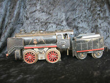 2b locomotiva di Karl Bub, elettrico con tender in traccia 0, 30er anni
