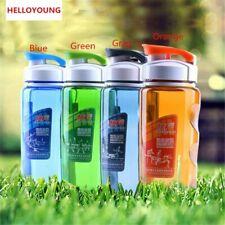 Water Bottle Plastic Bottle Cover Lip Filter Sports Bottle Portable Drinkware