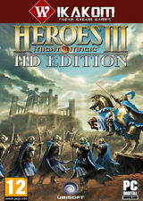 Helden ® of Might & Magic ® III-HD Edition Steam Digital Game ** schnelle Lieferung! **