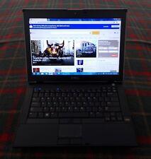 "Dell ATG E6400  14.1"" 2.26GHz 4GB 500 GB HDD Webcam Win 7 Pro Backlit Keyboard"